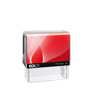 Colop printer Stempel Red 40